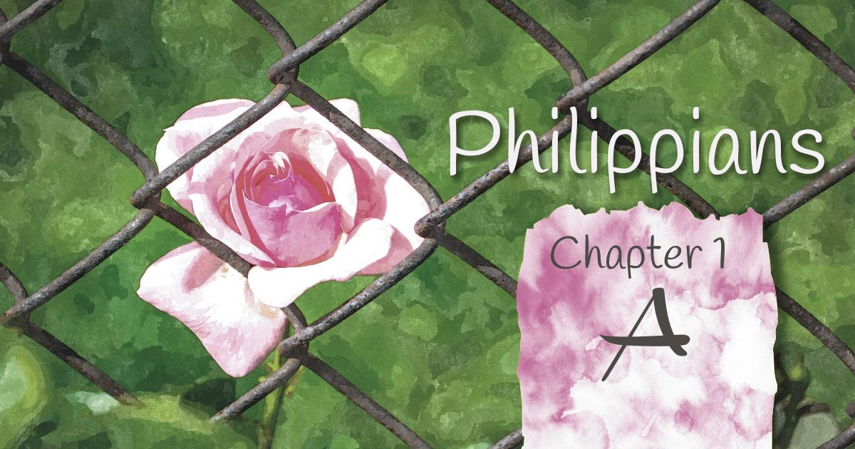 Philippians 1A: A series of reflection on scripture