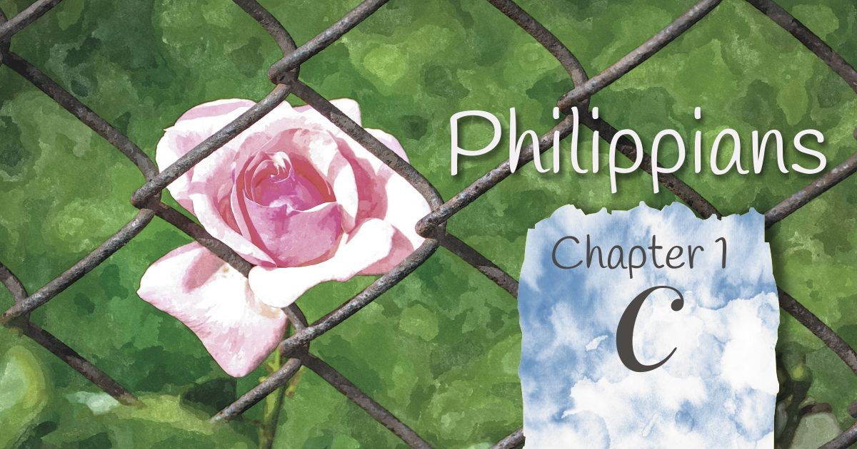 Philippians 1C: A series of reflection on scripture