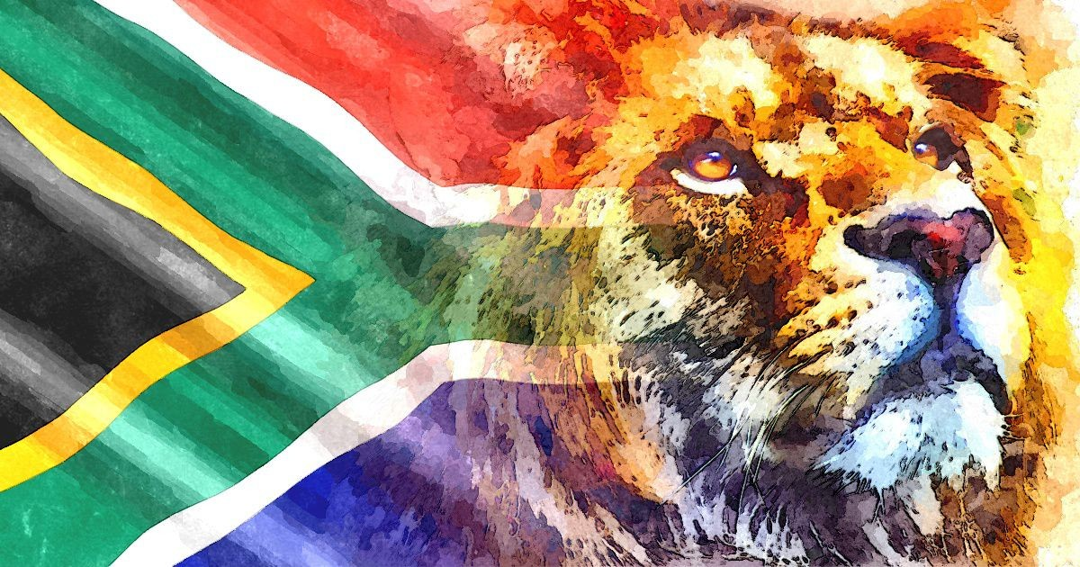 South-Africa, don't give glory to the enemy*.